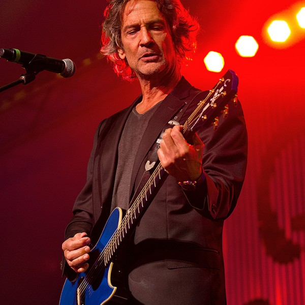 Billy Squier, Voodoo Fest 2013